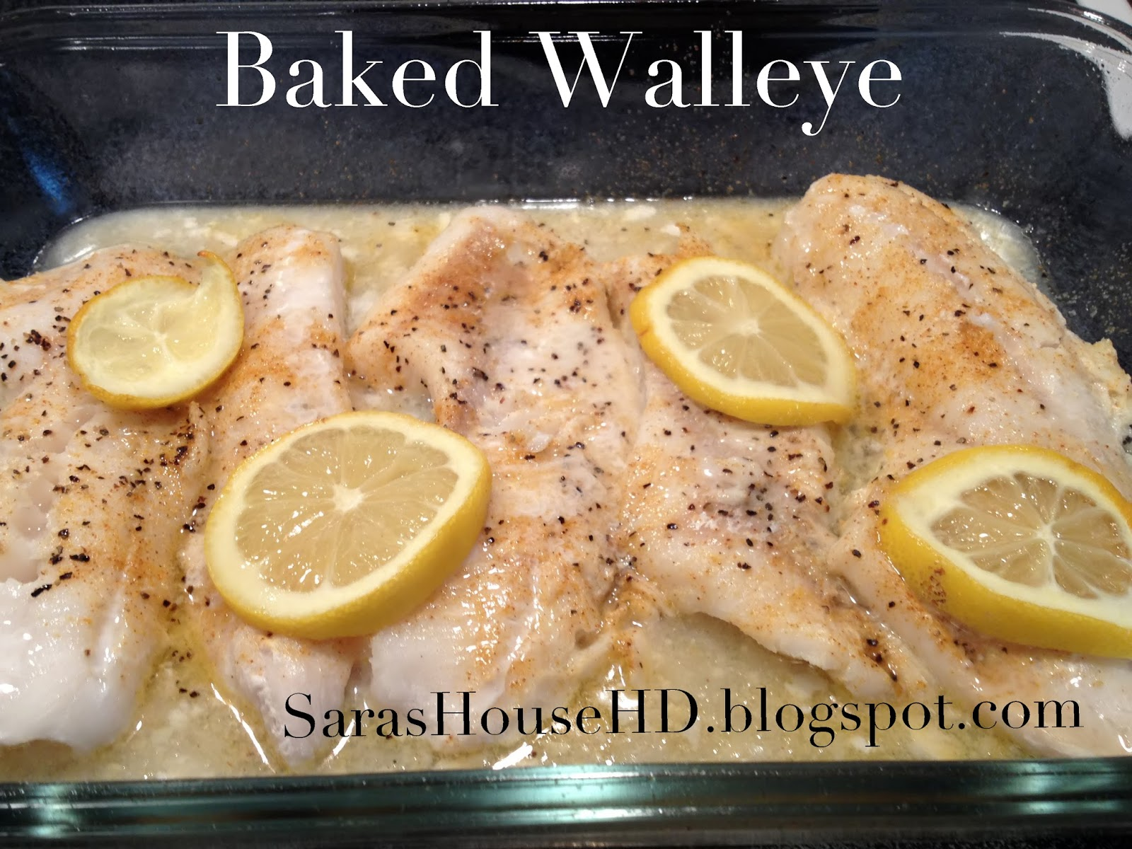 How to cook walleye fillets for How to bake fish fillets