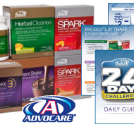 My 24-Day Advocare Challenge
