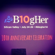 BlogHer 2014