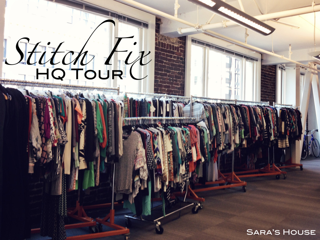 Stitch Fix HQ Tour
