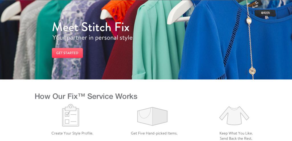 Stitch Fix Banner