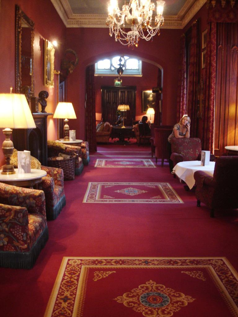 Dromoland Castle Interior