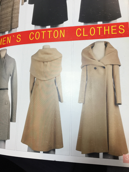 Wool Coat Picture