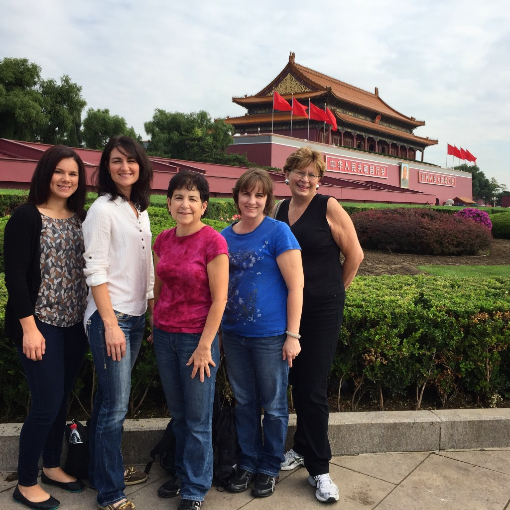 Tiananmen Square-Beijing, China