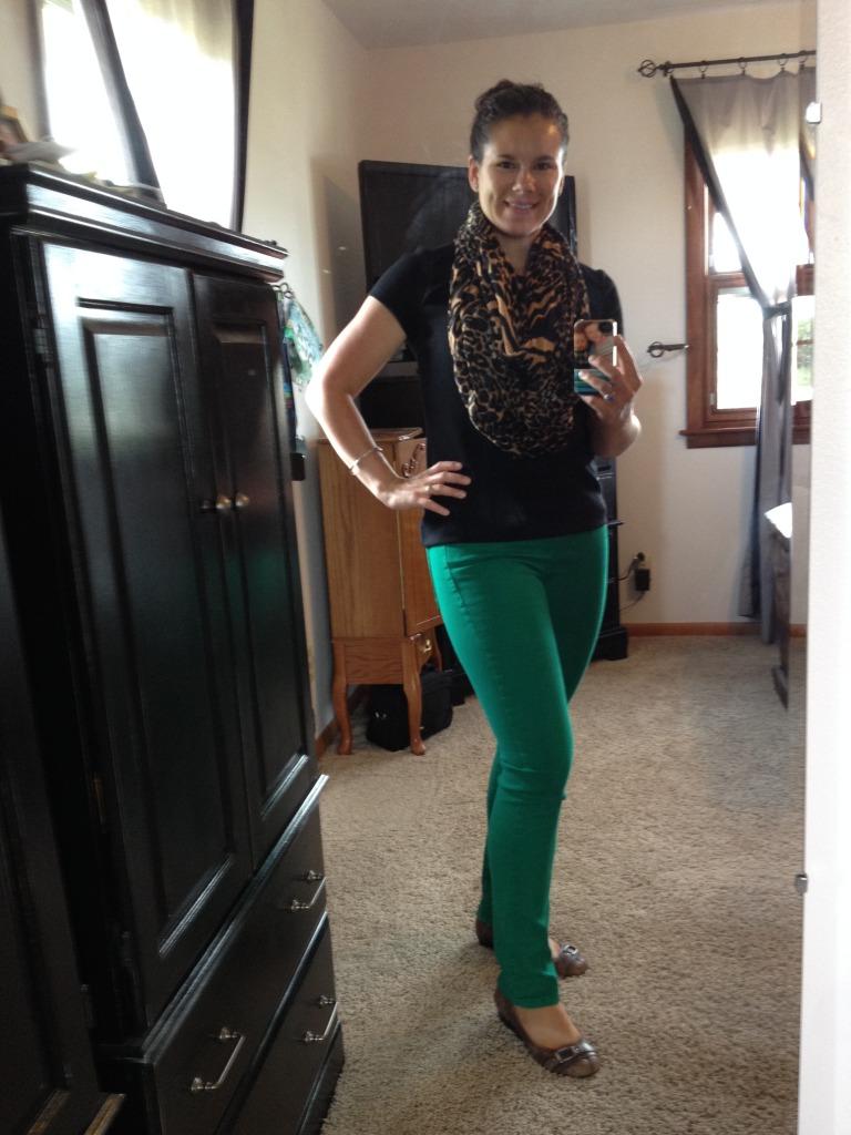 Margaret M Duboce Straight Leg Jean