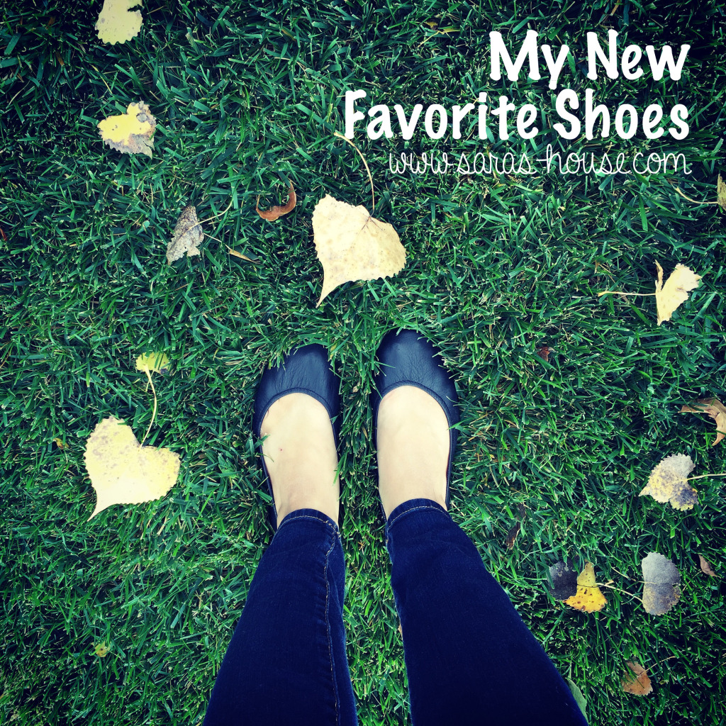 My New Favorite Shoes-Tieks