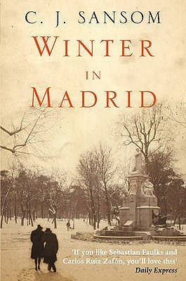 Winter in Madrid-Spain
