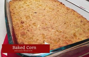 Baked Corn-www.saras-house.com