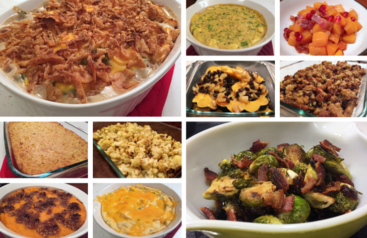 Family Favorites: 10 Holiday Side Dishes-www.saras-house.com