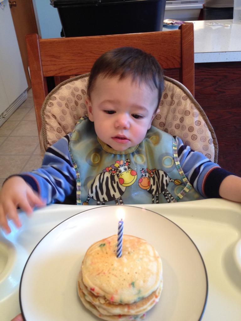 1 Year Old Axten