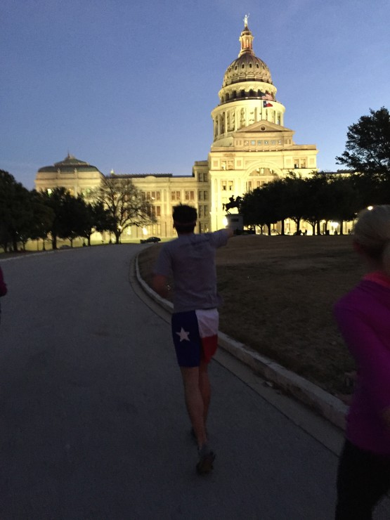 City Running Tours-Austin, Texas