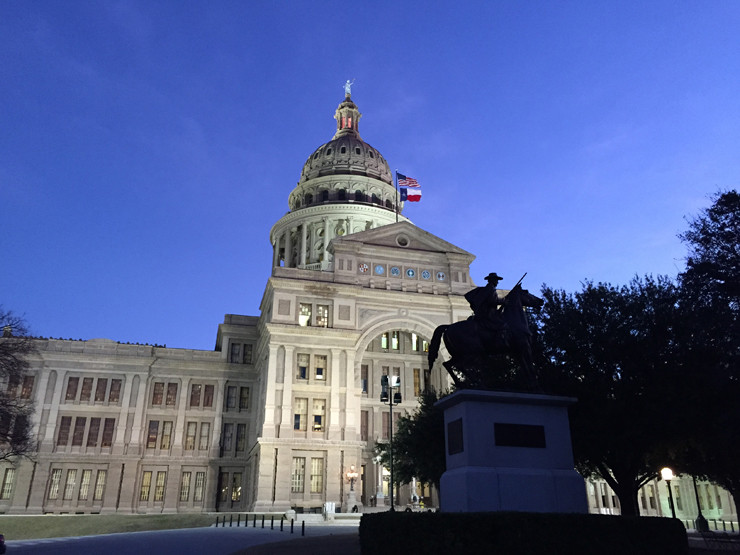 Texas State Capital-City Running Tours-Austin, Texas
