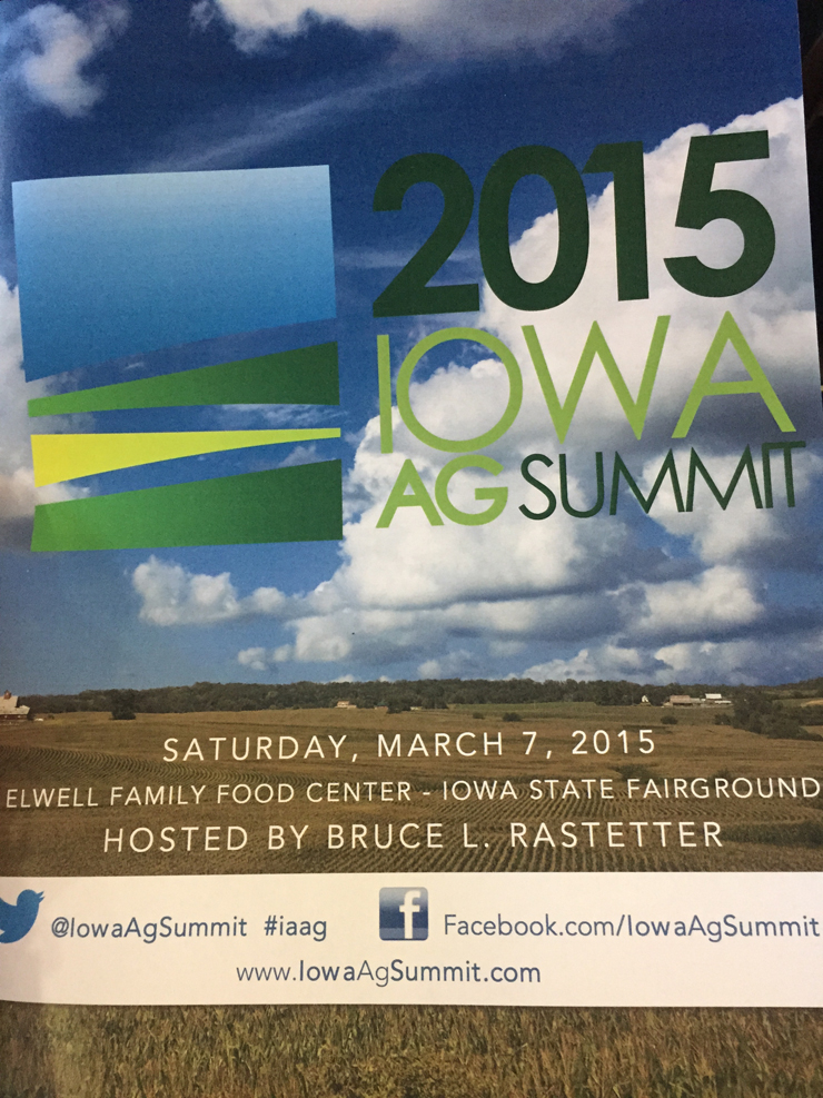 2015 Iowa Ag Summit