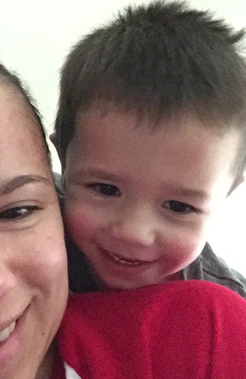 Axten & Mommy