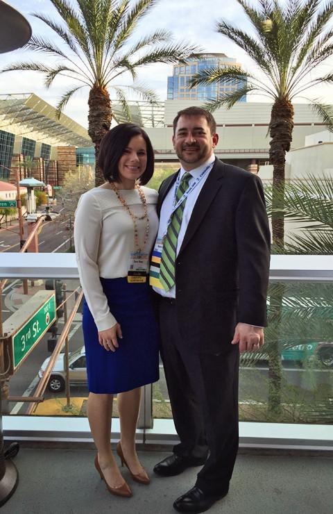 Kevin & Sara in Phoenix, AZ