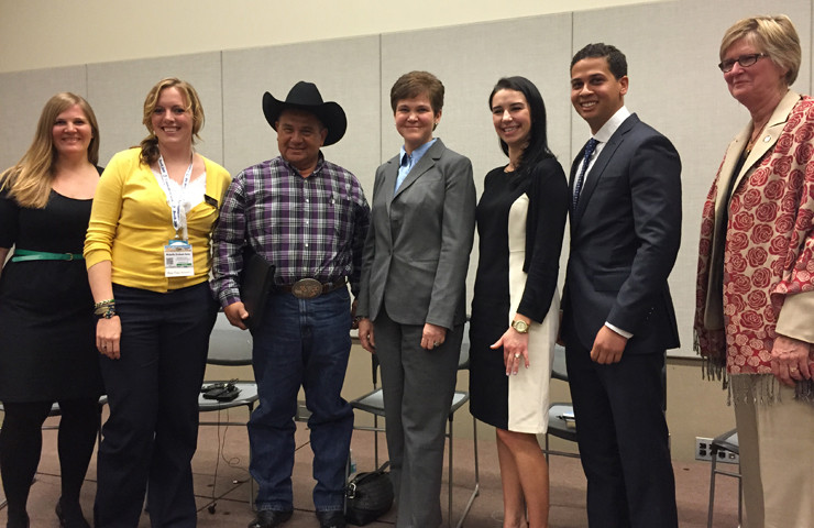 Panel on Diversity in Agriculture