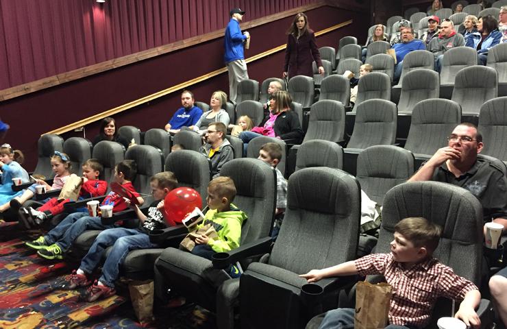 Phoenix Movie Theater in Neola, IA