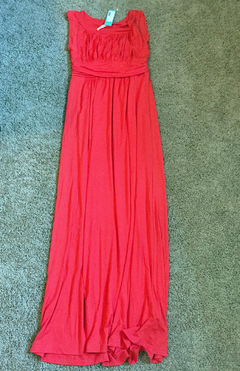Gilli Astra Sleeveless Maxi Dress at www.saras-house.com