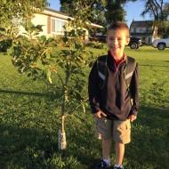 Back to School-First Day of Kindergarten