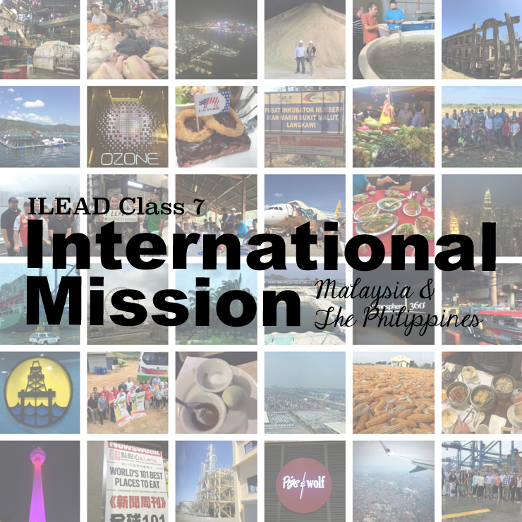 ILEAD Class 7 International Mission to Malaysia and The Philippines