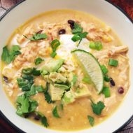 Chicken Tortilla Soup for Cinco de Mayo